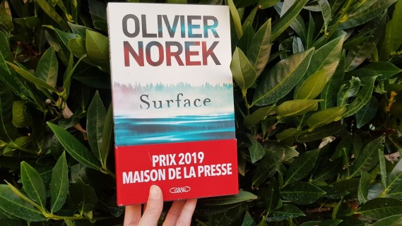 Surface – Olivier Norek